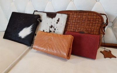 Introducing Oran Leather and Rugged Hide