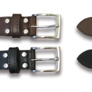 NZ Made Leather Belt 30mm classic