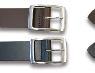 NZ Made Leather Belts