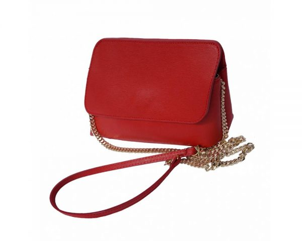 Biana Handbag Red