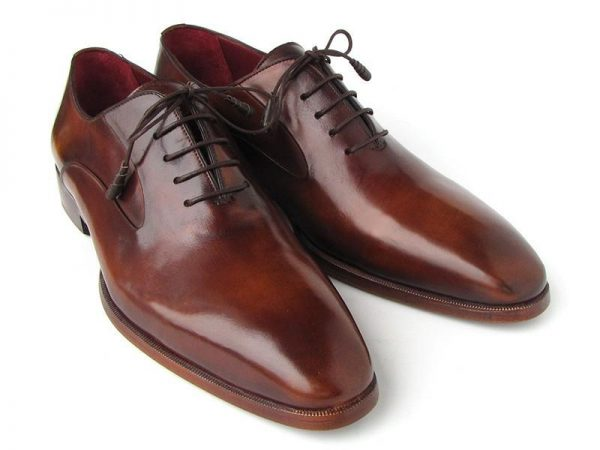 Brown Calfskin Oxfords
