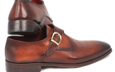 Paul Parkman Men's Shoes by Karaka Leather