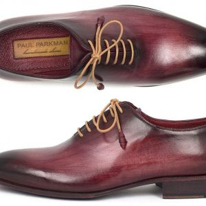 Bugundy wholecut Oxfords