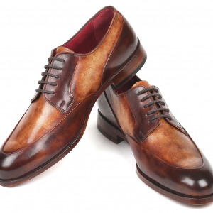 Paul Parkman Derby Brown