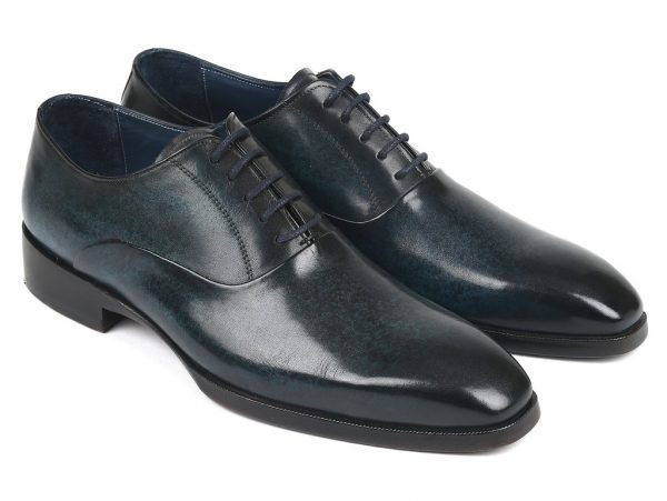 Paul Parkman Blue Oxfords
